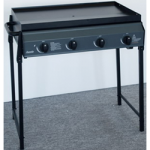4 Burner Metal Frame Barbeque