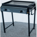 2 Burner Metal Frame Barbeque